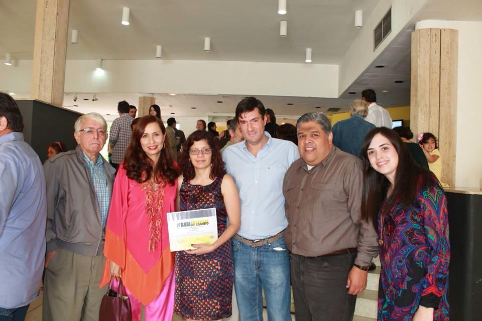 Premio Carla Urbina 2