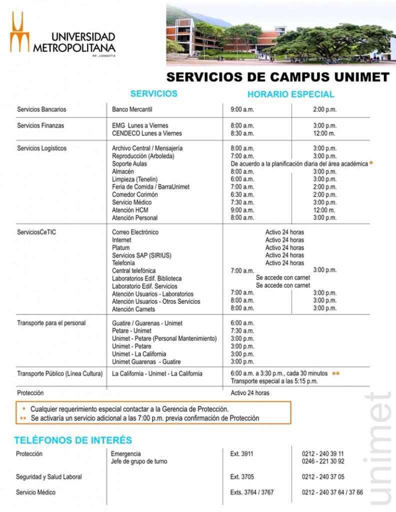 Unimet Serv Campus4
