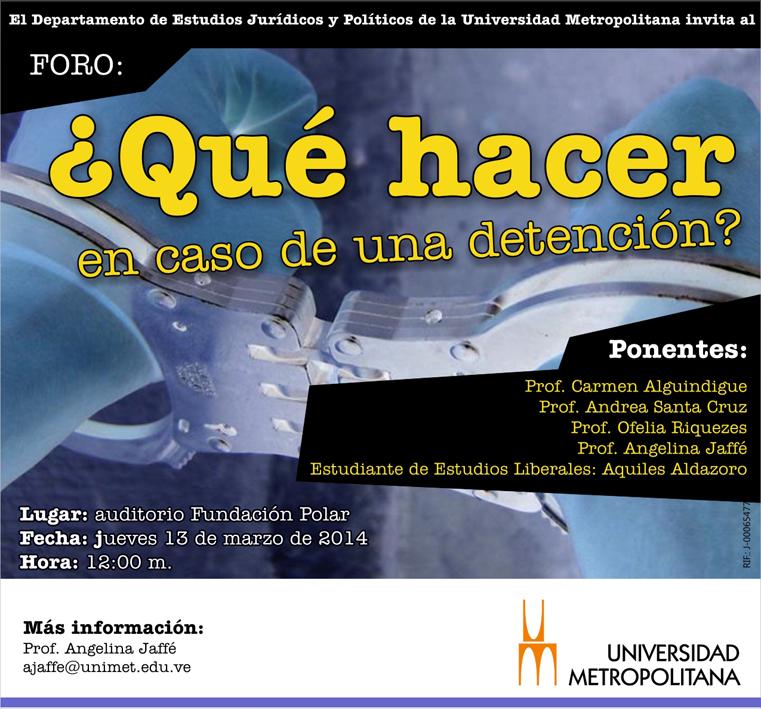 foro Detencion 13 03 2014