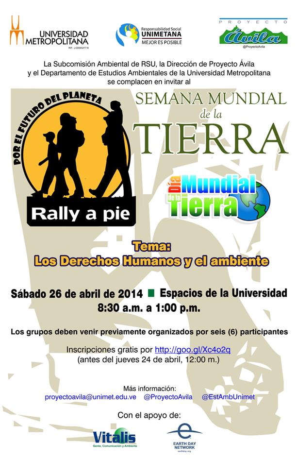 Rally dia de la tierra 04 2014