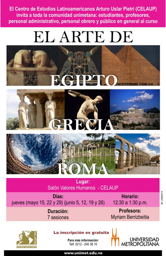 curso Art egip grec rom mayo 2014v5