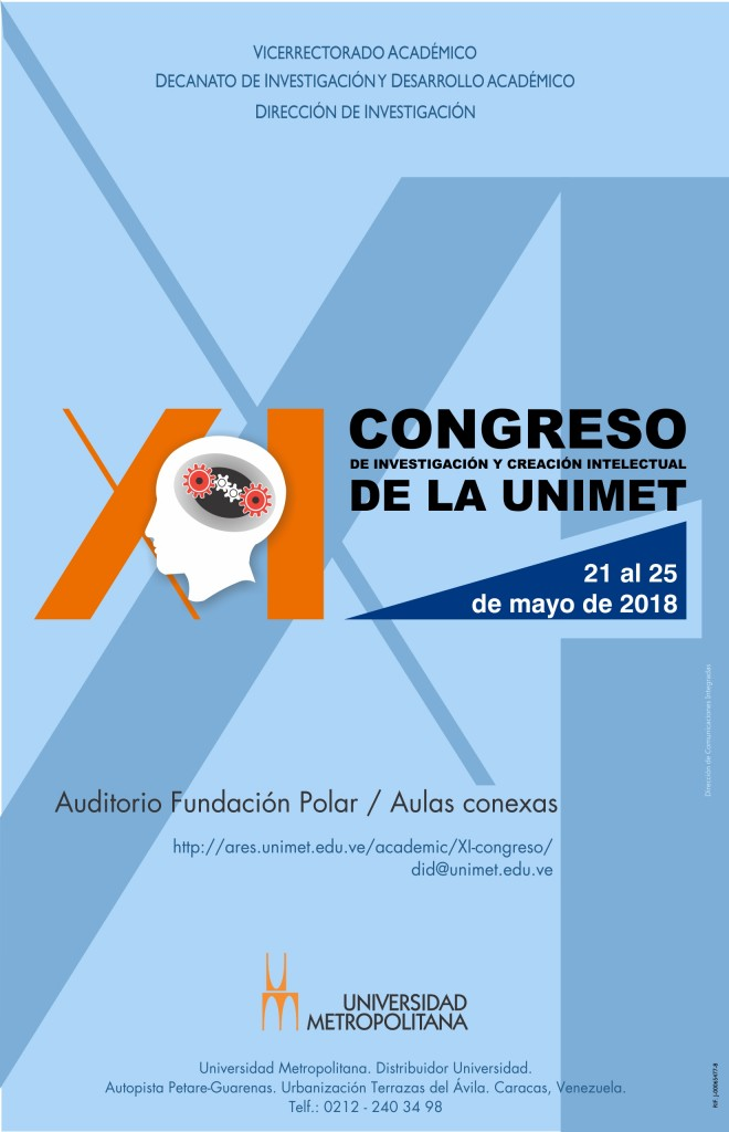Afiche XI Congreso 2018 1