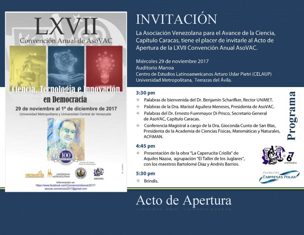 LXVII_AsoVAC_TarjetaInvitacion_ActoApertura_29Nov2017_v4