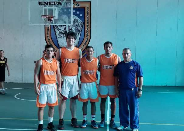 Selección Unimet baloncesto