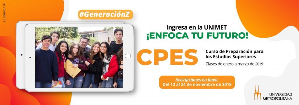 Banner CPES nov 18