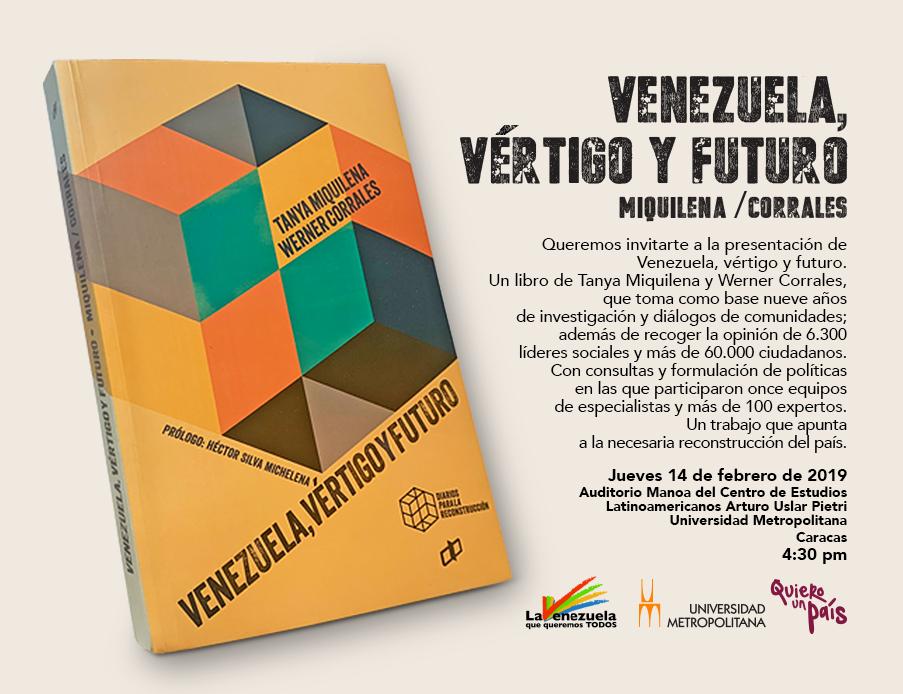 INVITACION Venezuela vértigo y futuro