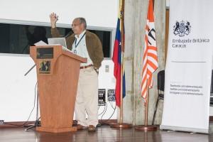 Economista Marcos Morales