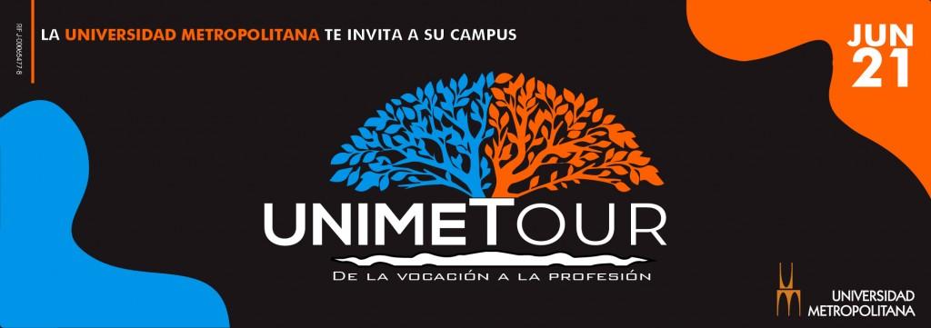 Banner UnimeTour 2019 21 de junio